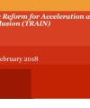 Tax Reform for Acceleration and Inclusion (TRAIN)