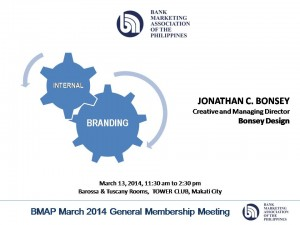 March 2014 General Membership Meeting