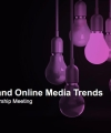 2018 Offline and Online Media Trends